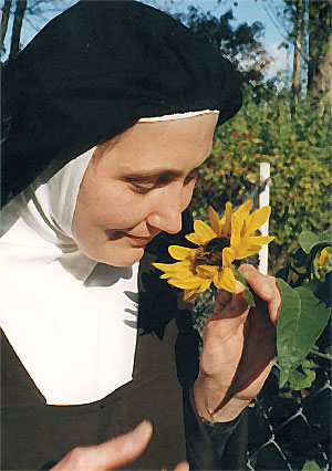 Siostra Maria od Jezusa Miłosiernego OCD