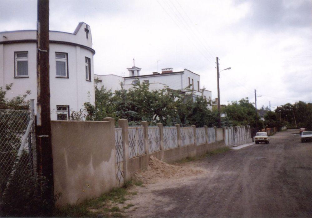 Kaplica rok 1991